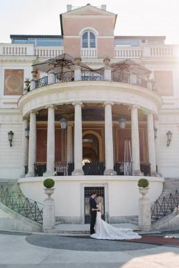Casina Valadier Wedding Photographer
