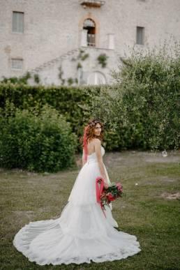 Castello di Montignano Wedding Photographer