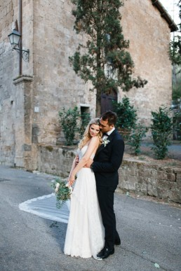 Destination Wedding in Umbria