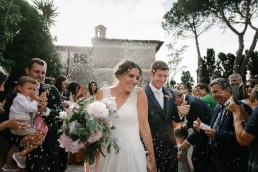 Wedding in Casale di Polline